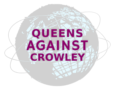 Queens Against Crowley Unisphere