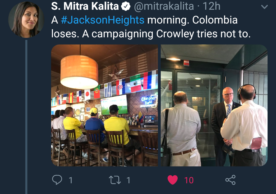CNN Reporter Mitra Kalita on Crowley's Campaign Trying not to Lose
