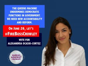 vote for ocasio
